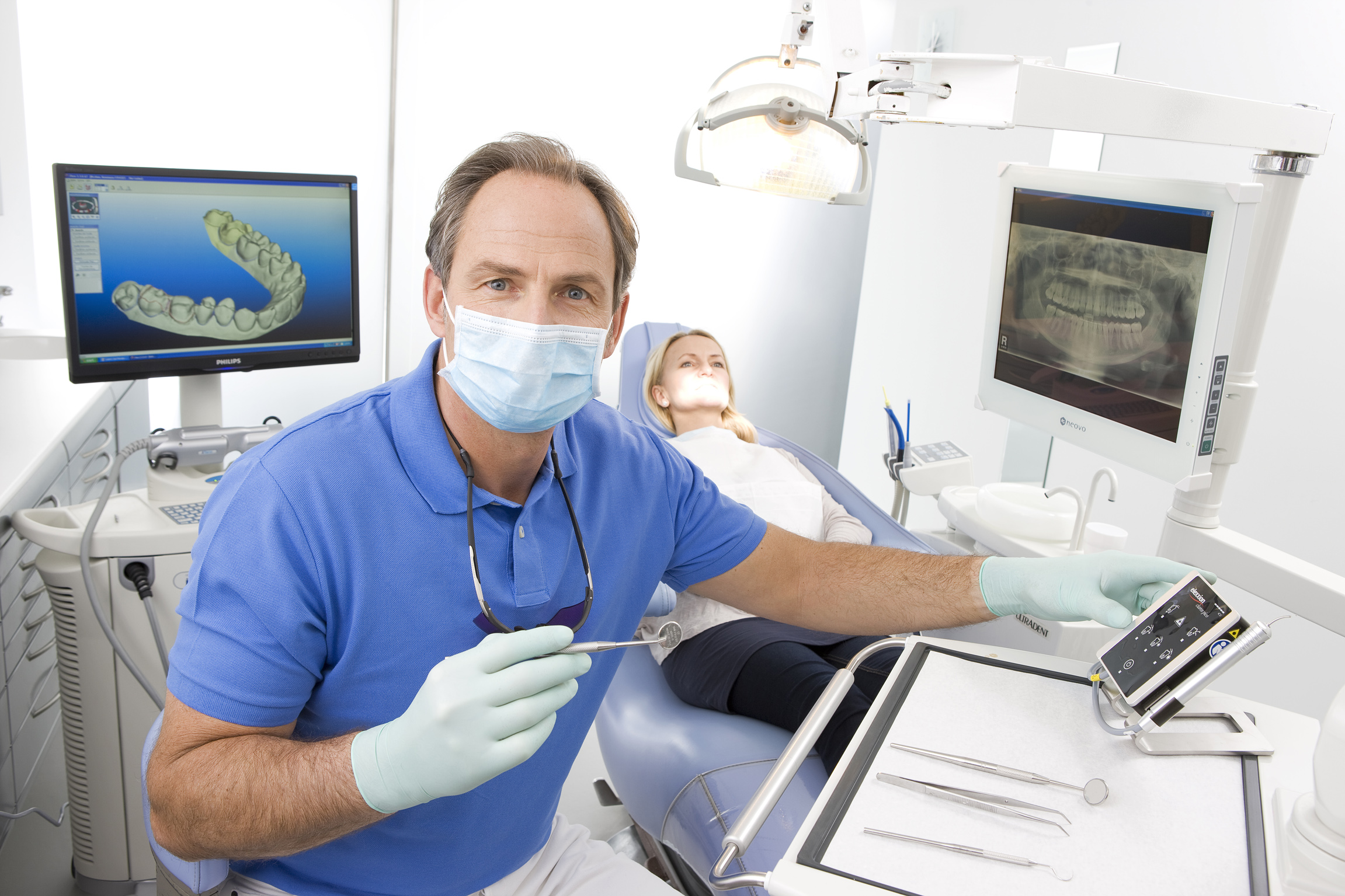 Dental Surgeon Reports